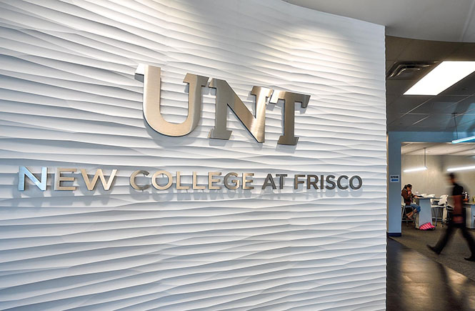 UNT New College at Frisco